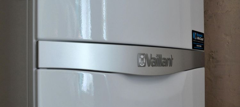 A Vaillant boiler installation by Marshall & McCourt